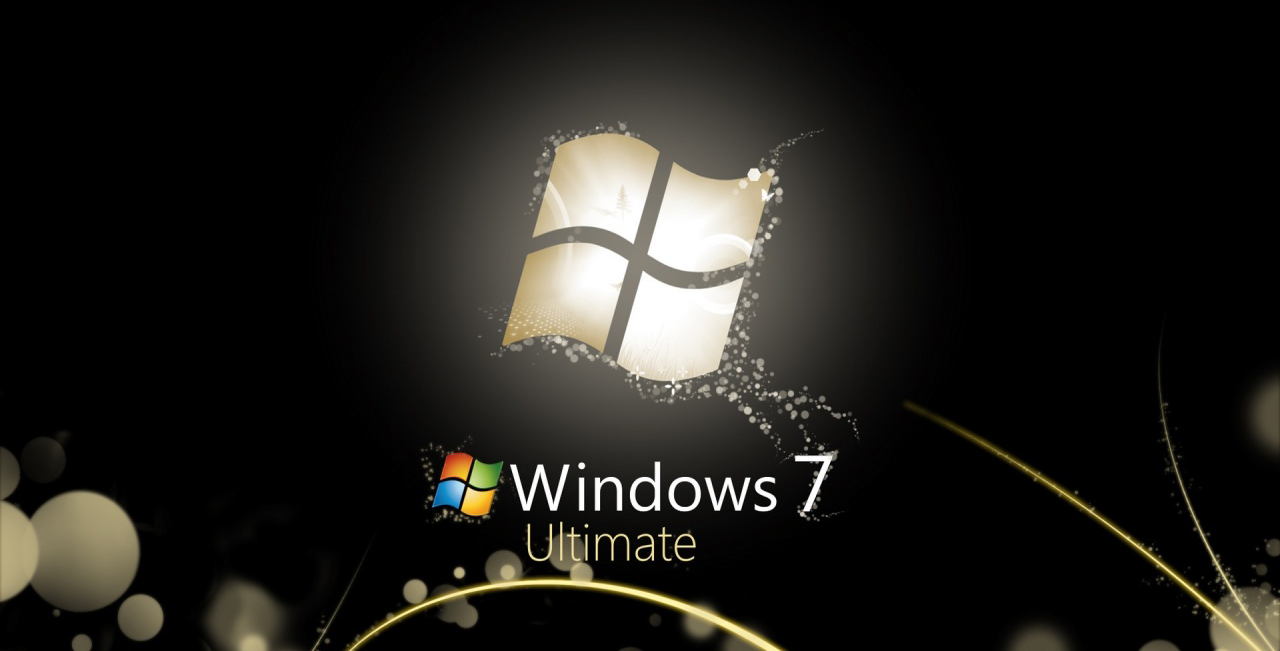 Windows 7 Ultimate Türkçe Full Tek Link İndir