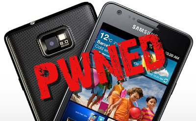 samsung galaxy s2 pwned