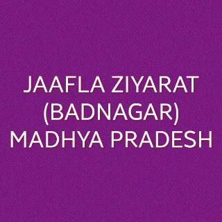 Jaafla Ziyarat-madhya Pradesh