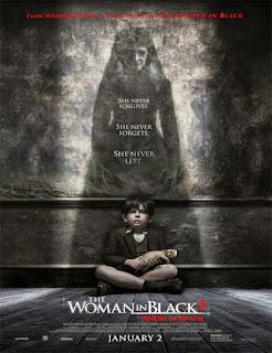 Poster La dama de negro 2: El ángel de la muerte