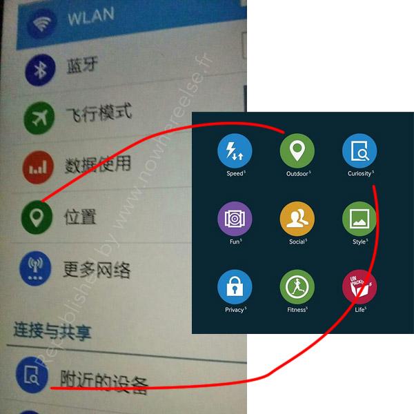 TouchWiz Flatter UI