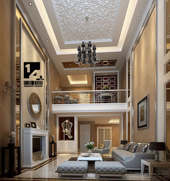 Nice Luxury Home Interior Design