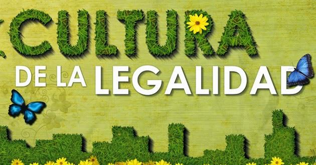 Los docentes y la cultura de la legalidad.