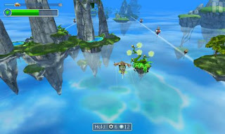 Screenshots of the Sky to fly: Faster than wind for Android tablet, phone.