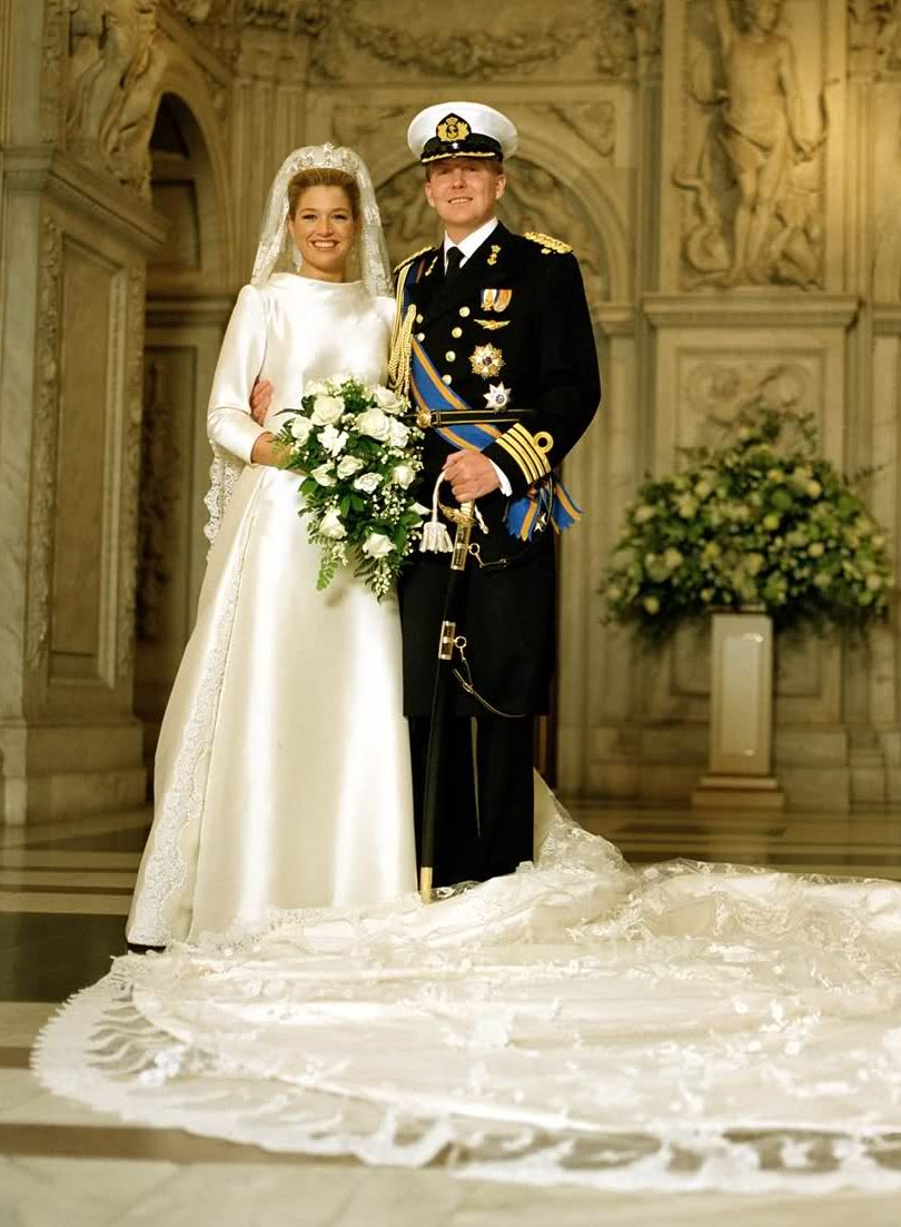Style speculation what will princess madeleine wear on for World best wedding dress