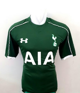 gambar detail jersey terbaru musim depan Jersey Keeper Tottenham home terbaru musim 2015/2016 di enkosa sport toko online terpercaya
