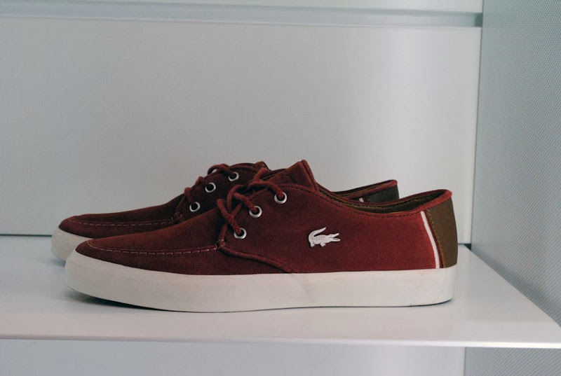 Lacoste Tennis Shoes Womens