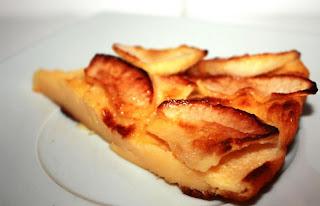 clafoutis de maçã