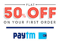 Get Customized Products Upto 50% off & Extra 50% off Via Paytm :Buytoearn