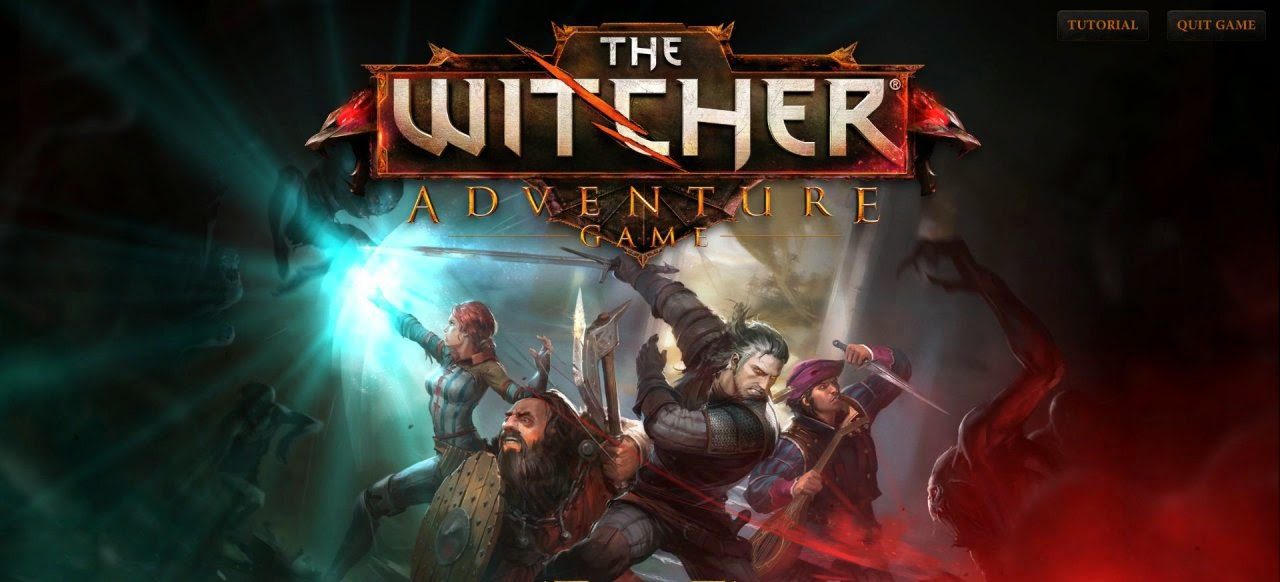 The Witcher Adventure Game Apk + Data