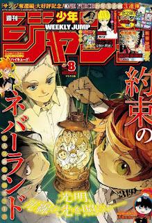 週刊少年ジャンプ 2017年08号 [Weekly Shonen Jump 2017-08]