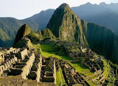 Machu Picchu - que visitar