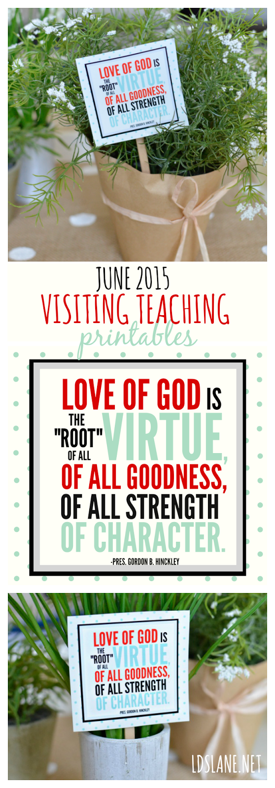 June 2015 Visiting Teaching Printables - ldslane.net