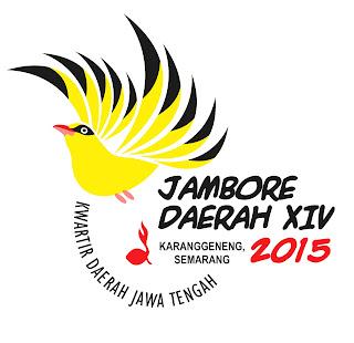 logo jambore Daerah XIV Jawa Tengah 2015