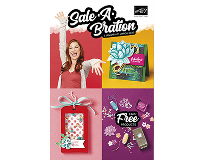 Sale-A-Bration - 3 January - 31 March 2020 Brochure