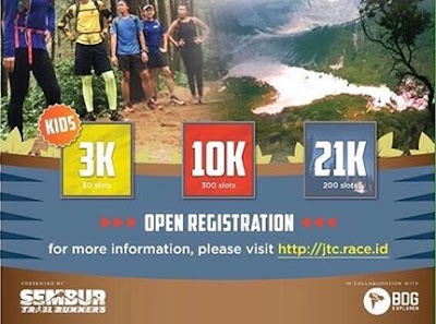 Jayagiri Fun Trail Camp 2016 Lembang Bandung