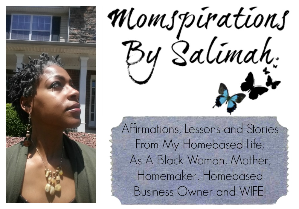 MOMSPIRATIONS By SALIMAH