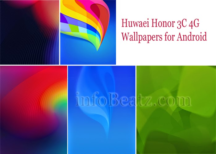 Huawei Honor 3C 4G Wallpapers