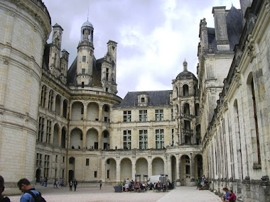 The royal Château de Chambord