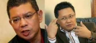 DATUK Saifuddin VS DATUK Ab Rahman Dahlan Puak Liberal SOKONG DAP KAFIR HARBI vs Puak Islam UMNO SOKONG PAS