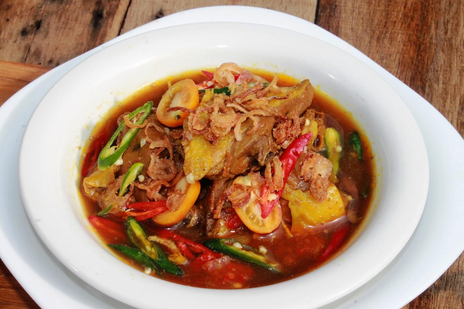 Resep Masakan Sup Ayam Thailand dengan Santan