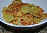 Batata-Doce Assada em Rodelas (vegana)