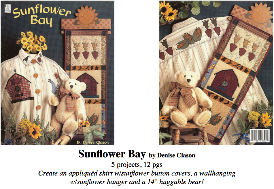 sunflower bay booklet, darrow publications