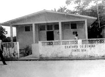 FONTE BOA (AM) Exatoria de Rendas - 1984