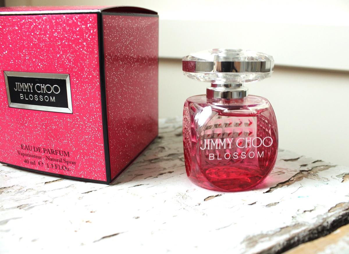 TheBlondeLion Beauty: Parfüm Review vom neuen Duft Jimmy Choo Blossom via Flaconi