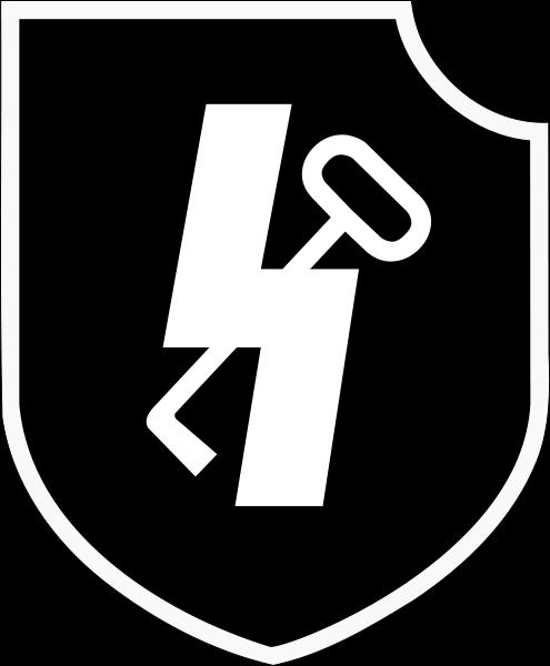 Nazi SSSymbol h...