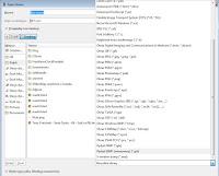 Zapis animowanego pędzla w GIMPie i wybór rozszerzenia - zrzut
