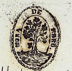 Escut de Móra d'Ebre 1841