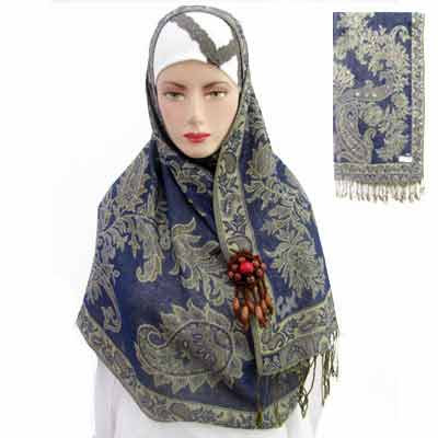 Jilbab Pashmina Scarf 2013