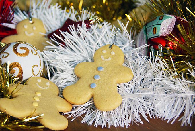 Galletas De Jengibre (gingerbread Men). ¡bienvenida, Navidad!