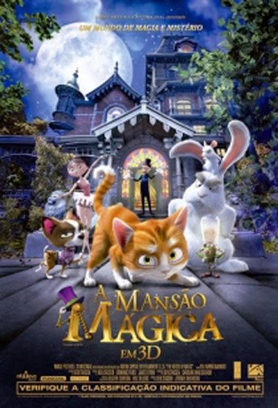 Filme A Mansão Mágica