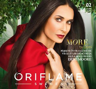 Catalog Oriflame 2 2013 – ianuarie februarie 2013