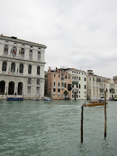 Venice canal view © Julia Spiess