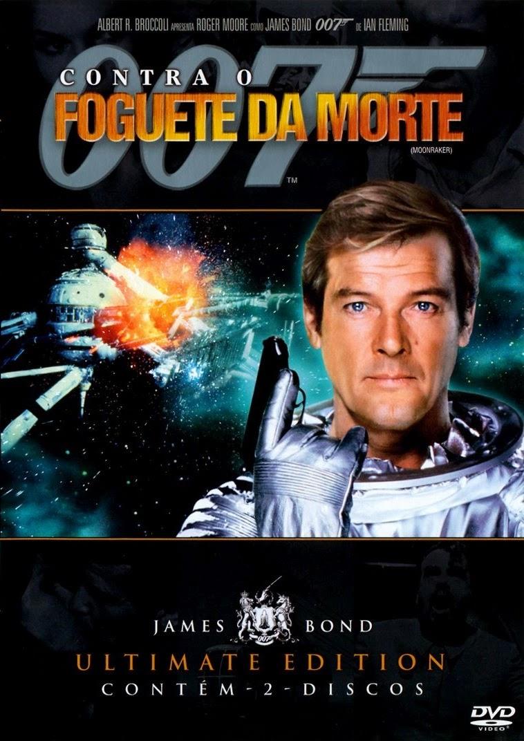 007: Contra o Foguete da Morte – Dublado (1979)