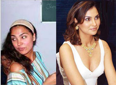 Lara Dutta Wihout Makeup