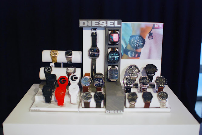 Diesal Watches 2013 Spring Summer