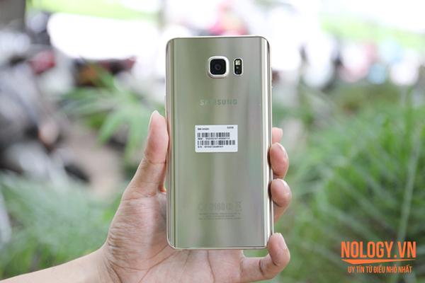 Camera Galaxy Note 5