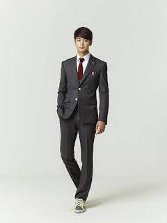 Min ho sebagai Kang tae jo