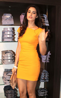nargis fakhri launches womens health magazine cute stills