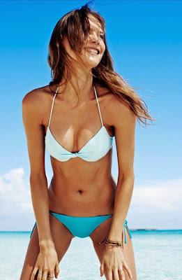 Behati Prinsloo Paola and Murray sexy bikini collection