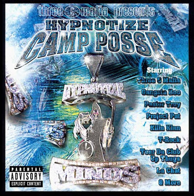 Three 6 Mafia – Presents: Hypnotize Camp Posse (CD) (2000) (FLAC + 320 kbps)