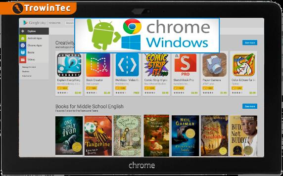 Instala Aplicaciones Android Directamente a la PC sin Instalar Otros ...