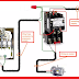 Single Bphase Bmotor Bcontactor Bwiring Bdiagrams on Single Phase Motor Contactor Wiring Diagram Elec Eng World Png