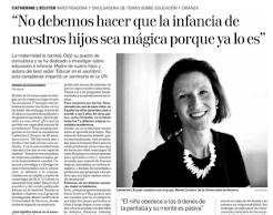 Entrevista Diario de Navarra