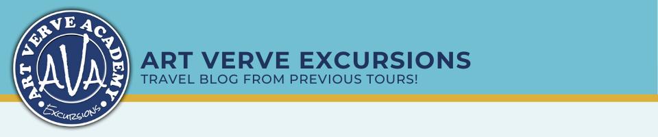 Art Verve Excursions Blog