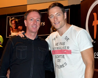 Dragon*Con 2013, Travis and Tahmoh Penikett
